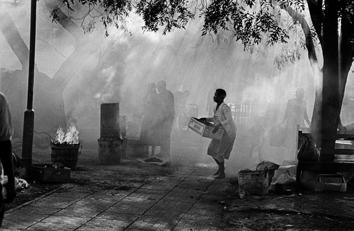Andrew Tshabangu, photograph.